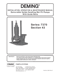 Fillable Online Untitled Pump Features Specifications