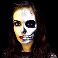 makeup skull