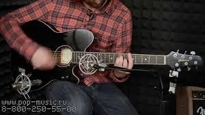 <b>IBANEZ TCY10E</b> ( Talman Electro Acoustic Guitar) - YouTube