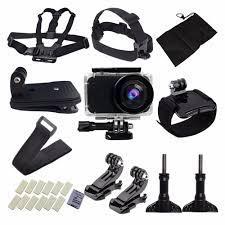 Çevrim içi satın al Büyük Taşıma çantası Kamera Aksesuarları Kiti Için  Xiaomi Yi Eylem Video Kamera Dalış Yüzme Sörf Seyahat Set Giymek < Kamera  Ve Fotoğraf Aksesuarlar - www5.FiyatUst.co