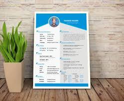 Free Visual Resume Template Download Linkv Net