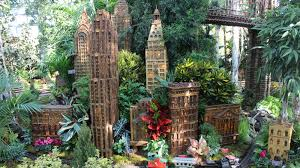 image for nybg s holiday train show celebrates its 25th anniversary article