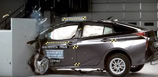 2016 Toyota Prius Named IIHS Top Safety Pick Plus, Here's the ...