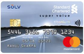 solv partners with standard chartered
