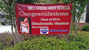 Graduation Banners Neighborhood Banner Signs Personalized