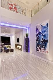 home led lighting. Modern Dream House Design With Led Light Futuristic Interior, Hurtado Residence By Mark Tracy Home Lighting