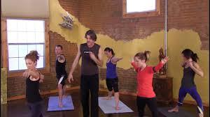 american power yoga all level cl with kurt johnsen