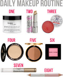 daily makeup routine use other other under eye concealer