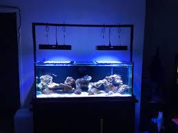 Diy Light Mount Diy Lighting Mount For Led Lighting Reef2reef Saltwater