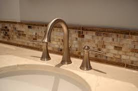 40 bathroom backsplash tile ideas 30 ideas of using glass mosaic tile for bathroom backsplash loona com