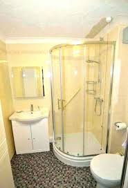 large corner shower stall kits bathrooms amusing medium size of walk