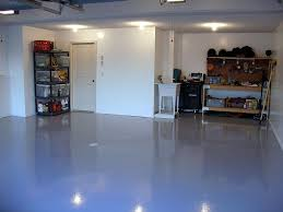 Garage: Special Garage Floor Drywall Painting  Home