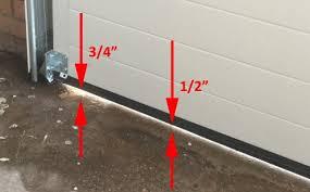 how to level a garage doorComplete Guide For Choosing The Best Garage Door Seal