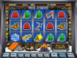 Игры игровые автоматы скалолаз