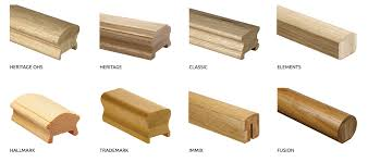 Handrails types