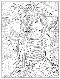 coloring pages to print amazing fantasy coloring pages