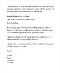 Examples Of Thank You Emails 73 Thank You Letter Examples Doc Pdf Examples