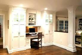 Kitchen Desks Built In Kitchen Desk Desks En Desk Cabinet Ideas New Extraordinary Kitchen Desk Ideas