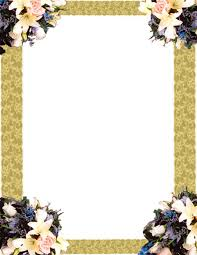 wedding border free page borders spyfind Wedding Invitation Page Borders Wedding Invitation Page Borders #44 Floral Border