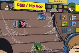 Hip Hop Album Sales Are Plummeting Fast Why Some Artists