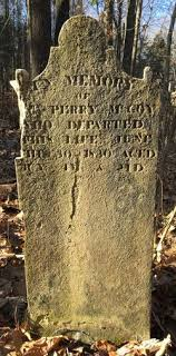 "William Perry "".Perry"" McCoy (1814-1830) - Find A Grave Memorial"