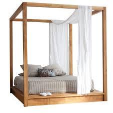 Mash Studios PCHseries Canopy Bed | Wayfair