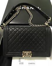 black chanel bags. 100% auth*** chanel le boy medium black caviar ruthenium gold hardware chanel bags