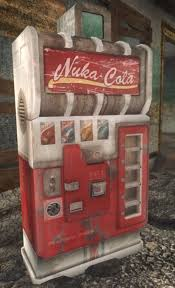 Nuka Cola Vending Machine Adorable OJO BUENO NUKACOLA MACHINE At Fallout New Vegas Mods And Community