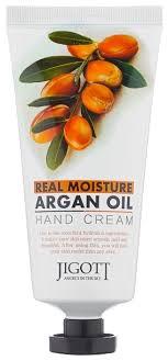 Купить <b>Крем для рук Jigott</b> Real moisture с аргановым маслом в ...