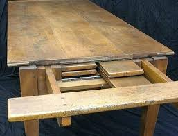extendable farmhouse table. Antique Farmhouse Table For Sale And Bespoke Regarding Extendable Idea 6 Vintage Farm
