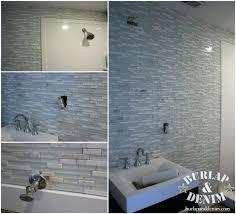 bathroom accent tiles glasarble tile bathroom accent wall bathroom glass tile accent ideas