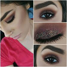 motd makeupgeek cosmetics makeupgeek free glitter injections mariposa glitter bger fotd