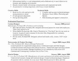 Technical Designer Resumes 30 Examples Technical Resume Format Gallery Popular Resume Example
