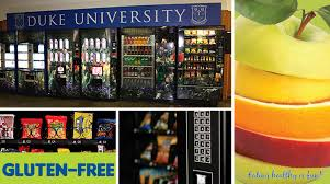 Medical Supply Vending Machine Enchanting Welcome To Duke Vending