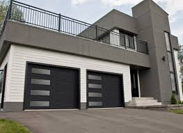 garage doors with windows styles. Garaga - Standard+ Classic XL, 9\u0027 X 7\u0027, Black, Window Layout Garage Doors With Windows Styles