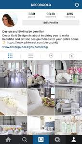 How To Grow Your Instagram Account - Decor Gold Designs