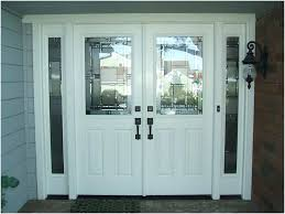 double front doors for homes charming light glass front doors for homes glnce glass entry