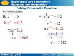 how to solve exponential equations with logarithms jennarocca