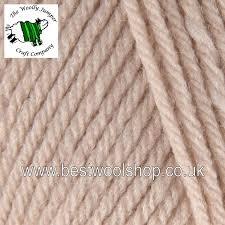 0429 Baby Beige Sirdar Snuggly Dk Baby Knitting Yarn