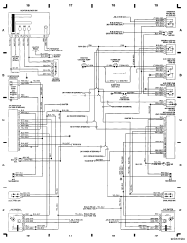 1997 chevy suburban c2500 system wiring diagram the
