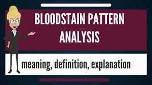 Blood Stain Patterns Best Decorating Ideas