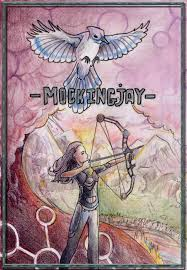 mockingjay picture book cover by snowhiskers mockingjay picture book cover by snowhiskers
