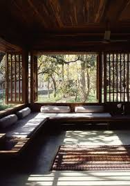 Japanese Living Room Exterior