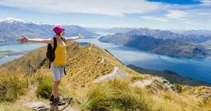 go for a hike and enjoy the view of lake wanaka and mt aspiring both experience new