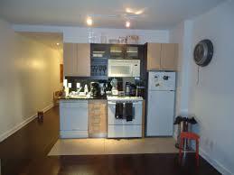 One Wall Kitchen Kitchen Island Single Wall Modern Kitchen Design All In One
