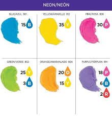 Wilton Gel Icing Color Chart Wilton Color Right Performance Food Coloring Set