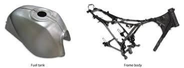 motorcycle components f tech inc