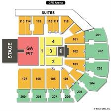Ucf Arena Orlando Seating Chart 2019