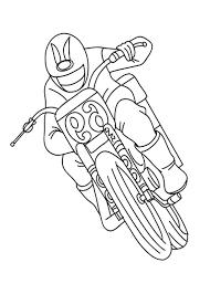 Moto Da Colorare E Stampare Con Disegni Da Colorare E Stampare Di
