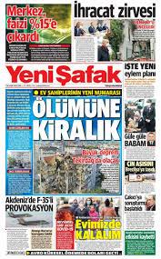 20 Kasım günün gazete manşetleri - Resim 1